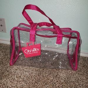 Caboodles makeup travel bag